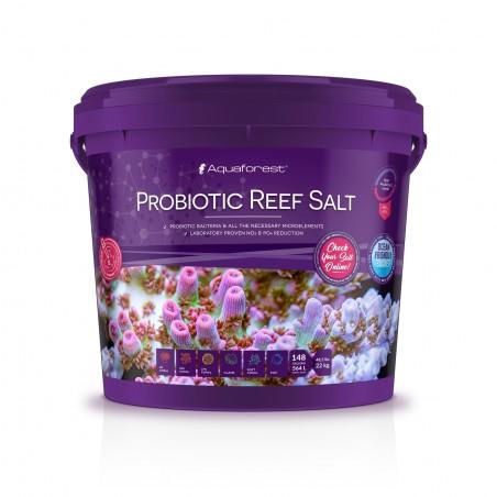 Aquaforest PROBIOTIC Reef Salt 22 Kg