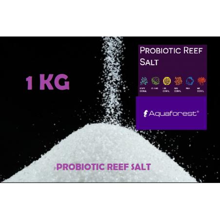 Aquaforest PROBIOTIC Reef Salt GRANEL 1 KG